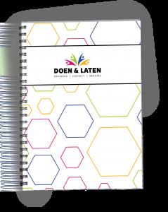 Individual notitiebook-business doen en laten